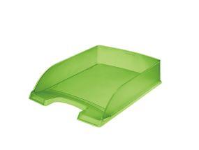 Dokumendisahtel Leitz Plus A4 roheline