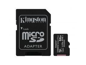 Mälukaart KINGSTON 64GB micSDXC