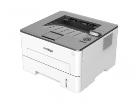 Laserprinter PANTUM P3300DW must-valge