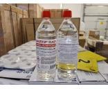 Käte desinfitseerimisvahend vedelik Dezinf Care/DezC101 1000ml ilma pumbata