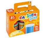 Näpuvärvid Carioca 6 värvi 100g