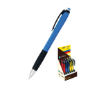 Pastapliiats Grand GR-557 mixvärvid ergonoomiline mehanisimiga sinine tint