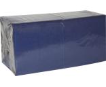 Salvrätik 24x24 2-kihiline 200tk pakis tumesinine